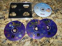 Jewels II The Ultimate Challenge (PC/Macintosh) & Cake Mania (Macintosh) Games