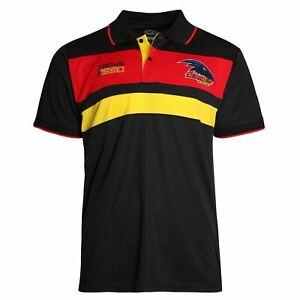 AFL Footy Team Mens Adults Premium Polo T-Shirt EW