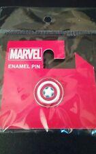 CAPTAIN AMERICA Shield Marvel Comics and Movie Series - Enamel Pin - Avengers!