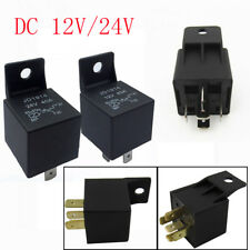 Automotive/Car/Bike 40A Relay 12V/24V DC 5 Pin Car Relays Changeover Wholesales