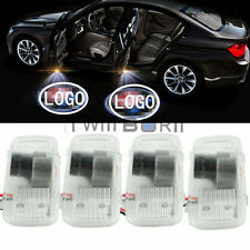 4PCS Door LED Welcome Light Courtesy Logo Laser Projector Fit Honda Accord Pilot
