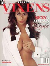PLAYBOY's Voluptuous Vixens Sexy is Always in Style April May 2006 Jaime Hammer