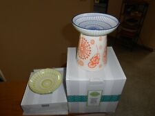 Scentsy Warmer - Pop with Extra Dish! - New in Box!