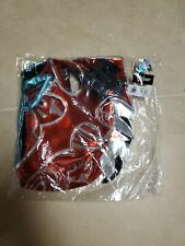 Official WWE Authentic Kalisto Silver/Red Replica Mask One Size brand new sealed