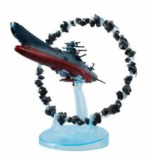 Star Blazers Yamato 2202 – United Nations Cosmo Force Asteroid Ring - MegaHouse
