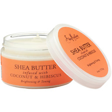 Shea Moisture Shea Butter infused with Coconut - Hibiscus 4 oz