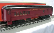 LIONEL 6-81747 Canadian Pacific BABY MADISON  COMBINE CAR o gauge 2735 passenger