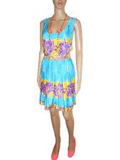Unbranded Calf Length Tea Formal Dresses