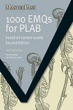 1000 EMQs for PLAB: Based on Current Exams (Master Pass), Helmy, Sherif W., Very