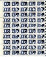 John F. Kennedy Sheet of 50 5¢ Postage Stamps Scott 1246