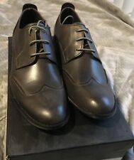 Joes Jeans Mens Graphite Guru Oxford Size 9.5 Retail $160