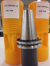 "2pc CNC Tooling CAT40 5/8"" EM Holder CV40 .625"" 40 Taper 3.750"" Gage Length K062"