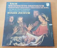 Bach Weihnachts Oratorium Eugen Jochum OVP 3LP 6703 037