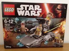 Lego Star Wars 75131 - Resistance Trooper Battle Pack - Never Opened