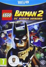 LEGO BATMAN 2 DC SUPER HEROES NINTENDO WII U GAME (ENGLISH/DANISH VERSION)