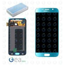 Display LCD Originale Samsung SERVICE PACK Per Galaxy S6 G920F Touch Screen Blue