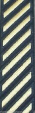 US Army Class A Dress Green Male Service Stripes 3 Years Per Gold On OD Green