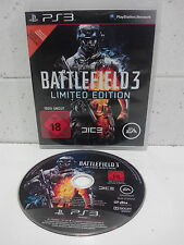 PS3 - Battlefield 3 - Limited Edition - EU Castellano