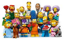 Lego Minifigures The Simpsons serie 2 (71009) - Choose Your Figure - Au choix