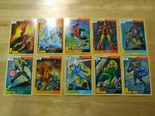 1991 Impel Marvel Universe Series 2 Lot (29) Misc.cards