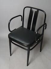 Thonet   Hanno von Gustedt  Sessel  Stuhl  No 231 von 1960  Leder  Bugholz