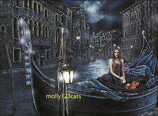 3d imagen gótica Victoria Frances Reina De Los proscitos Tamaño 39x29cm Aprox Nuevas