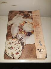 Antique Montgomery Ward Catalog #129 for Fall/Winter 1938/1939
