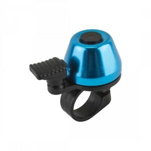 SUNLITE Candy Mini Mallet Alloy Anodized Blue Bike Bell