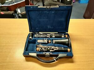 Buffet B12 German-Made Student Clarinet (used instrument, fully serviced)