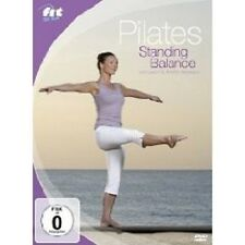 FIT FOR FUN PILATES STANDING BALANCE DVD FITNESS NEU