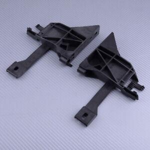 2pcs Radiator Support Bracket Bar Fit for Mercedes Benz GLA 250 45 CLA 250 45