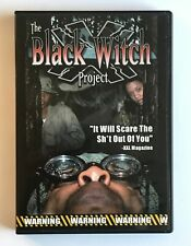 New ListingThe Black Witch Project (Dvd) Rare Hood Horror Spoof (Blair Witch Project)