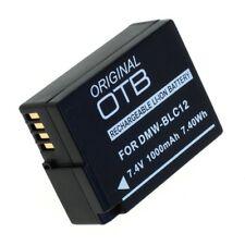 Original OTB Accu Batterij Panasonic Lumix DMC-FZ200 - 1000mAh Akku Battery