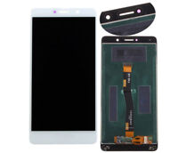 For Huawei honor 6X White LCD Display with Touch Screen Repair parts NEW Replace