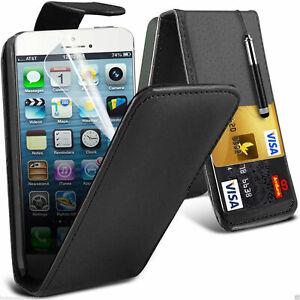 Apple iPhone 6s+ / 6+ Case Black Premium Quality Top Flip Case APPLE Heavy Duty