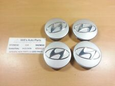 GENUINE BRAND NEW  MAG WHEEL CENTRE CAP SET(4PC) SUIT HYUNDAI I30 FD 2007 - 2012