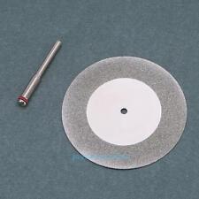 60mm Diamond Cutting Disc Saw Blade For mini Drill Wheel Rotary Tools Accessory