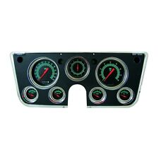 "*Chevy 67-72 Truck G-Stock Package  5"" Speed/Tach,Four 2 1/8"" Gauge/Fuel 0-90OHM"