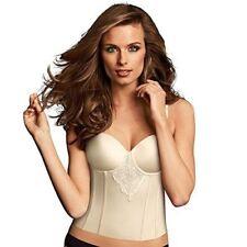 3c86ae503eb New Maidenform Flexees Womens Shapewear DM1022 Lace Bustier Bra Shaper 42DD