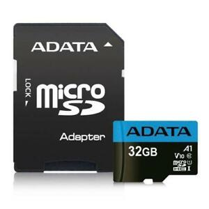 ADATA 32GB Premier Micro SD Card with SD Adapter