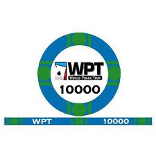 Fiches Ceramica WPT World Poker Tour Valore 10000