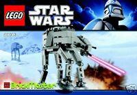LEGO Star Wars AT-AT Brickmaster 20018 Episode V
