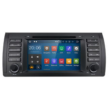"Android 7.1 Car DVD Stereo 1 DIN 7"" UI Radio GPS OBD2 DAB+ fit BMW E39 E53 X5 M5"