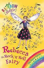 Rebecca the Rock 'n' Roll Fairy: The Dance Fairies: Book 3 by Daisy Meadows (Paperback, 2007)