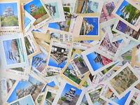 STAMP JAPAN CASTLE 70g(200pcs) lot on paper castle series philatelic collection