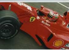 Eddie Irvine Ferrari F399 F1 Season 1999 Signed Photograph