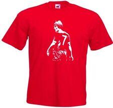 Maglie da calcio di squadre internazionali rosso per bambini
