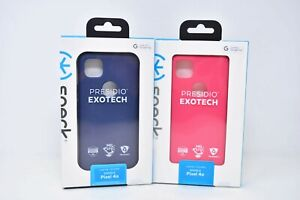 Speck Presidio Exotech Case for Google Pixel 4a ONLY - NEW !!!