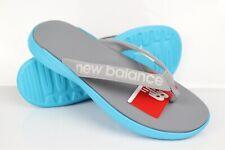 New Balance Women's 340 Flip Flop Sandals Grey