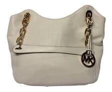 92d24a3893bd NWOT I Michael Kors Lilly Large Vanilla Tote Bag l Lamb Leather